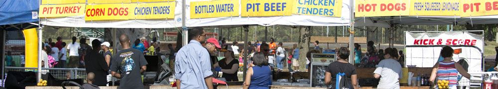 kinderfest food vendors